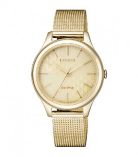 Reloj Citizen Eco Drive Lady Mujer           Ref: EM0502-86P