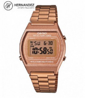Reloj Casio Digital Rosado Ref: B640WC-5ADF