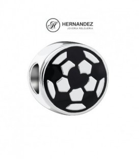 Charm Chamilia Kick It - Football Plata de Ley 925 mls Ref: 2020-0858