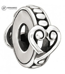 Charm Chamilia Affection Plata de Ley 925 mls