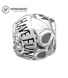 Más sobre Charm Chamilia Girls Just Wanna Have Fun Swarovski Plata de Ley 925 mls