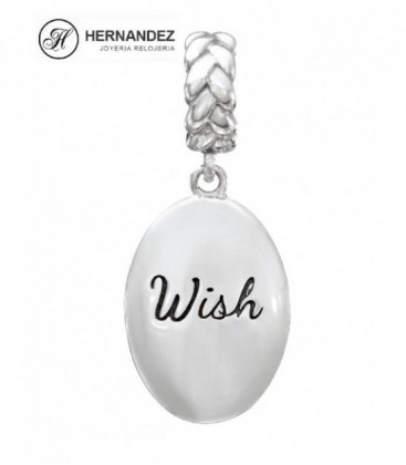 Charm Chamilia My Wish For you Cristal Swarovski Plata De Ley 925 mls