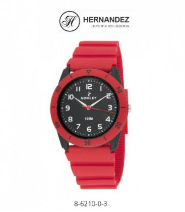 Reloj Nowley Racing Analogico Ref : 8-6210-0-3