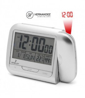 Reloj Despertador Digital Nowley Ref: 7-8616-0-0