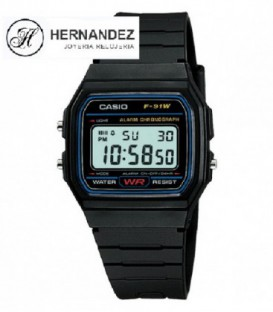 Reloj Casio Digital Ref: F-91W