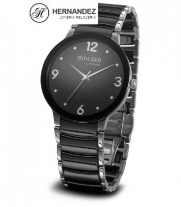 Reloj Duward Ceramic Analogico Ref: D97300.02