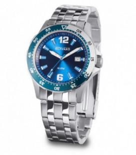Reloj Duward Sport Hurricane Hombre de Acero Ref: D95415.05
