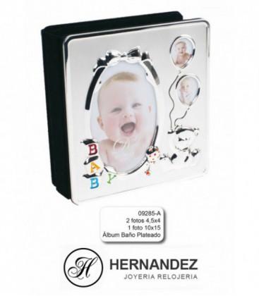 Album Infantil Baño plateado Ref: 09285-A