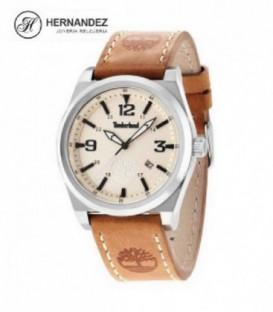 Reloj Timberland Knowles Brown Analogico Ref: 14641JS-07