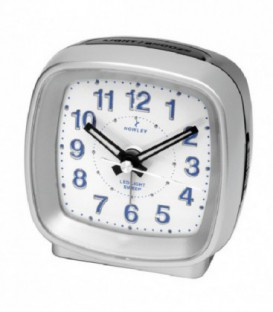 Reloj Nowley Despertador Color Gris Ref: 7-8512-0-3