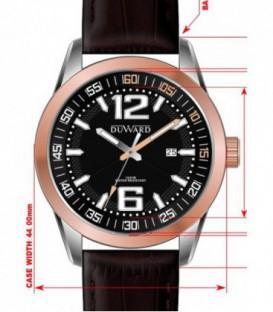 Reloj Duward Analogico Piel Ref: D85410.82