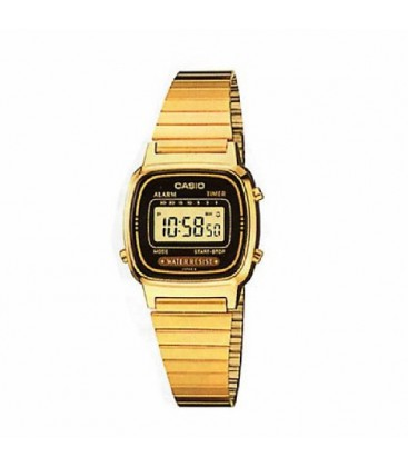 Reloj Casio Digital Ref: LA680WGA-1DF