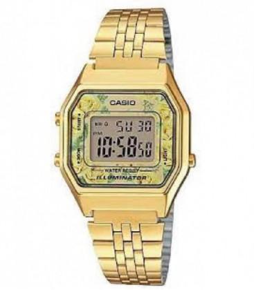 Reloj Casio Digital Dorado Ref: LA680WGA-9CDF