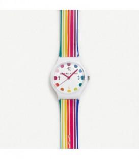 Reloj Agatha Ruiz de la Prada Analogico Ref: AGR237