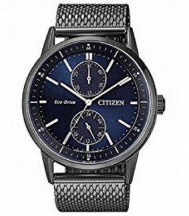 Reloj Citizen Eco Drive Analogico Ref : BU3027-83L