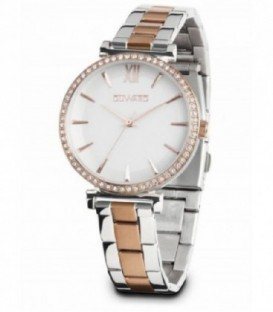 Reloj Duward Lady Donna Acero Inoxidable Ref: D25324.81