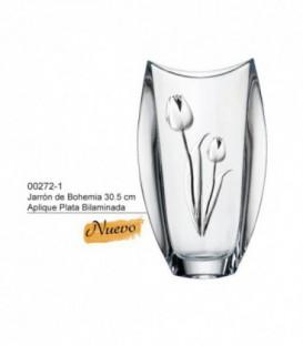 Jarron Cristal de Bohemia Ref : 00272-1